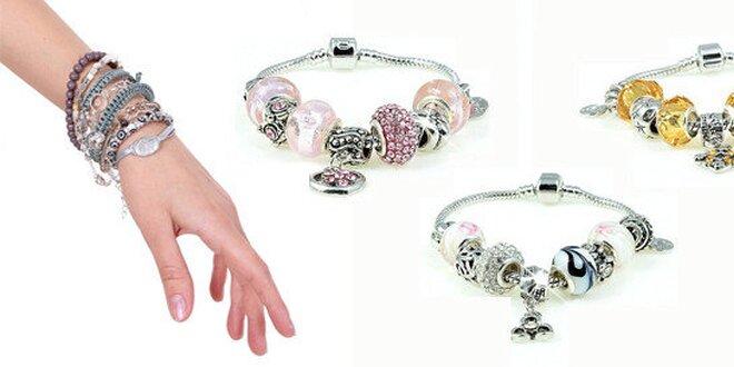 Náramky Magical - okouzlující šperky ve stylu Pandora  baabda25fb1