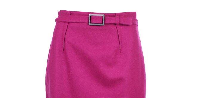 d9e865e7e4c7 Dámská sytě růžová sukně Pietro Filipi