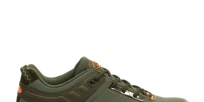 b4cbc0aa63 Pánské tmavé trekové kotníčkové boty Numero Uno