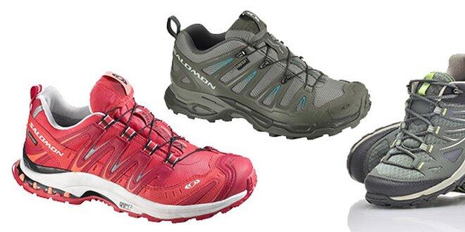 Dámské boty Salomon na hory i běh v terénu  f8b7679ff1