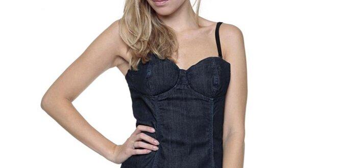 Dámské džínové šaty Guess  7fec73ab5c3
