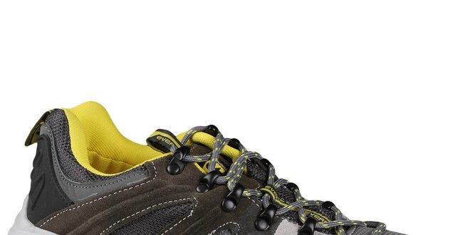 EVERETT Resell pánská treková obuv