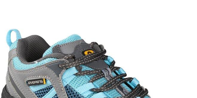EVERETT Vitura Blue dámská treková obuv
