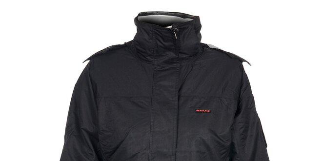 d15a59c5b67 Dámská černá lyžařská bunda Envy