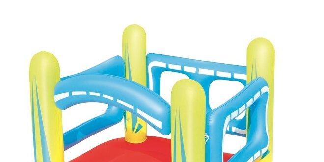 Nafukovací trampolína - 157x147x119 cm