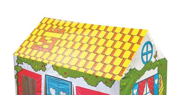 Domeček na hraní - 102x76x114 cm