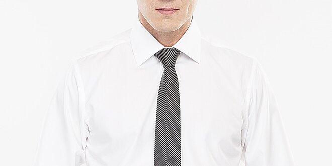 Pánská bílá formální košile Blažek  65f0e08b6c