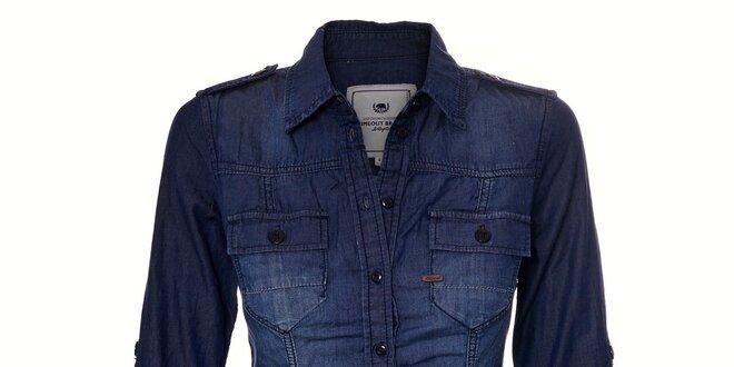 Dámská džínová košile Timeout  50ed3f7c0b