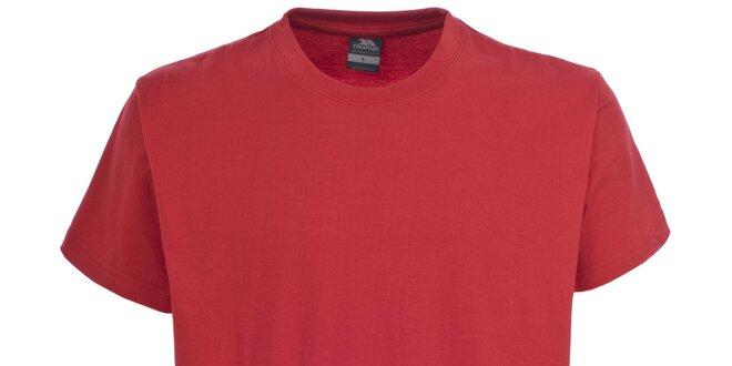 Pánské červené triko Trespass
