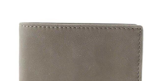 Pánská kožená peněženka s prošíváním Timberland