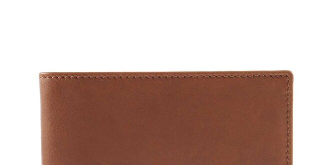Pánská peněženka v hnědé barvě Timberland