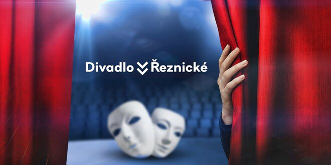 40% sleva až na 2 vstupenky do Divadla v Řeznické