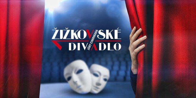 40% sleva až na 2 vstupenky do Divadla Járy Cimrmana