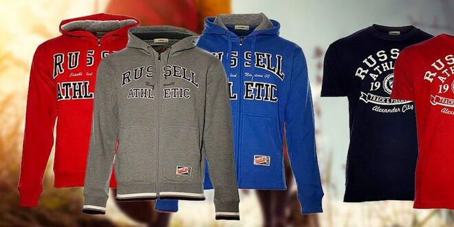 Pánské mikiny a trička Russell Athletic  efcb1db6d85