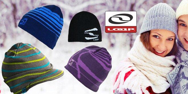 Slušivé zimní čepice LOAP  bd7183d097