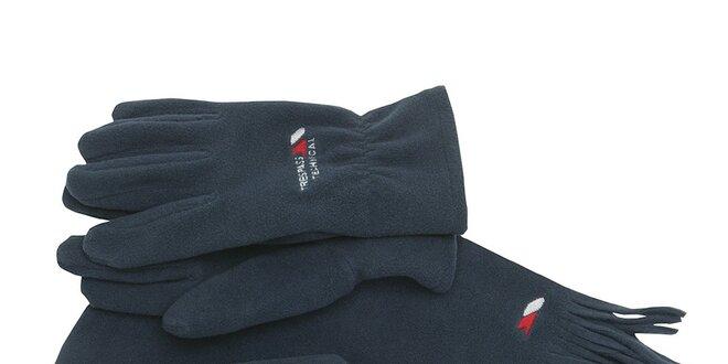 Set pánských rukavic, čepice a šály Trespass