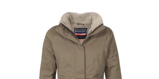 Dámský funkční kabát s podšívkou Bergson