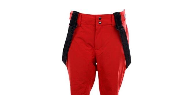 Dámské červené lyžařské kalhoty Blizzard