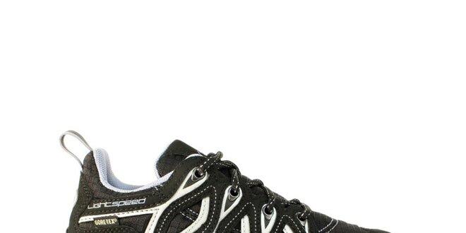 Dámské multifunkční černostříbrné sportovní boty Tecnica
