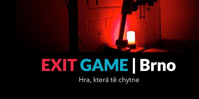 Dobrodružná úniková hra EXIT GAME
