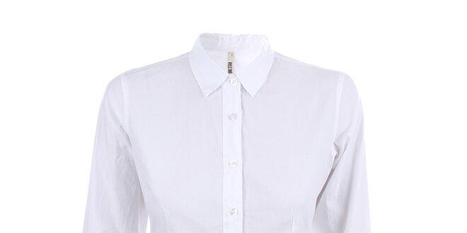 2408b9616d9 Dámská bílá košile s dlouhým rukávem Big Star