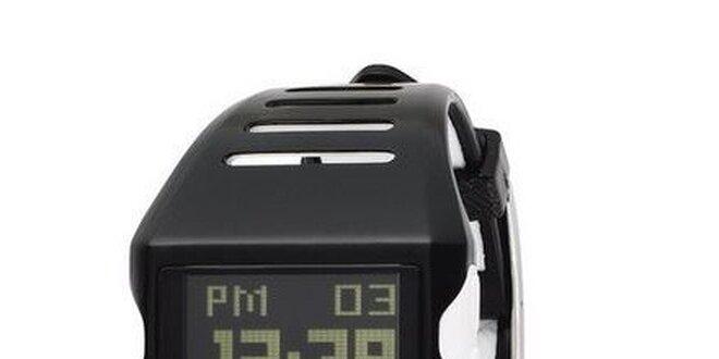 Pánské digitální hodinky Puma Active TOP Flow Black White  b1fd6b3e42