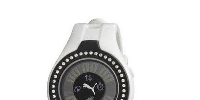 daaeb6111 Dámské digitální hodinky Puma Blockbuster white   Slevomat.cz