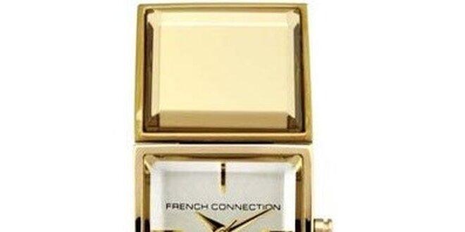 Dámské analogové hodinky French Connection 1018G