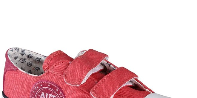 Authority Mana dětské boty na suchý zip - 35