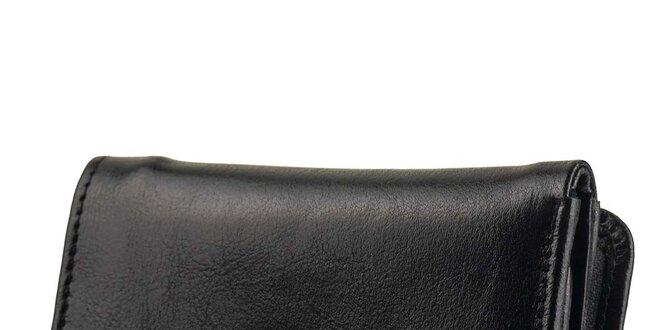 Dámská černá peněženka Felice - kožená