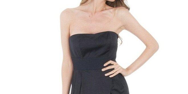 ed95cde79063 Dámské černé šaty Tommy Hilfiger
