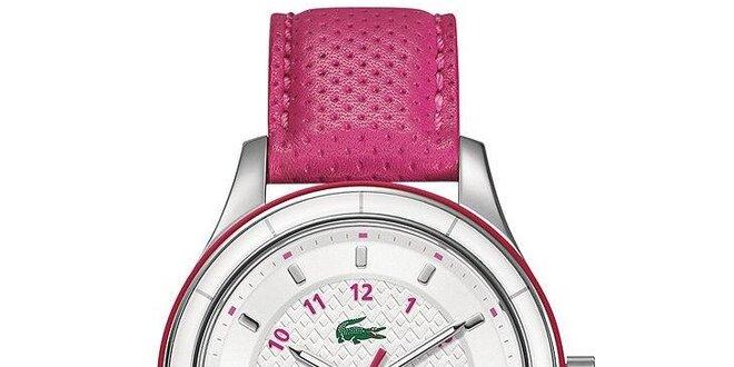 550776b72dc Dámské hodinky Lacoste Sydney růžové