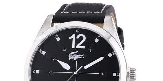 Pánské hodinky Lacoste Montreal černé  9cf0959eac
