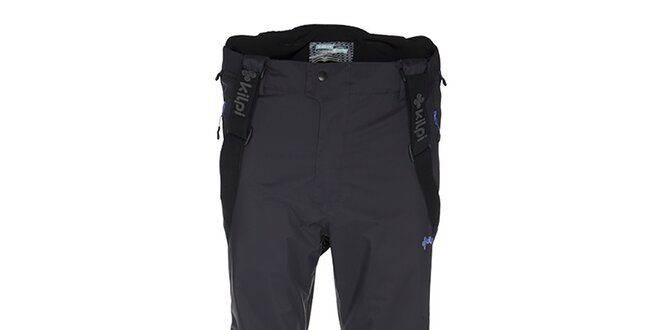Pánské černé snowboardové kalhoty Kilpi