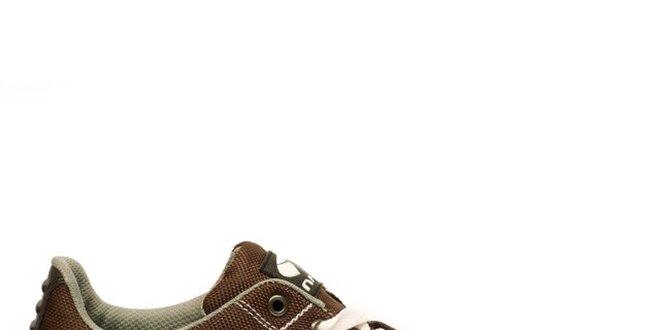 2abcece4b83 Pánské lehké trekové boty Numero Uno - hnědé