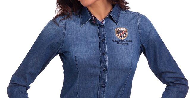 Dámská džínová košile Galvanni  d24230b67f
