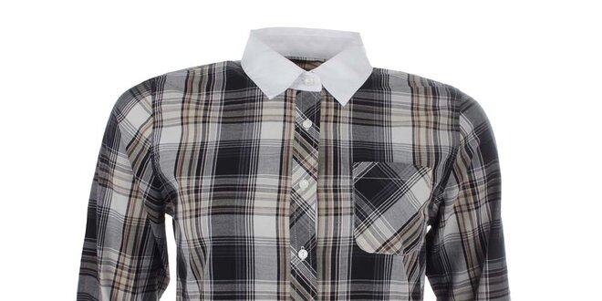 108777d63cd Dámská kostkovaná košile s dlouhým rukávem Big Star