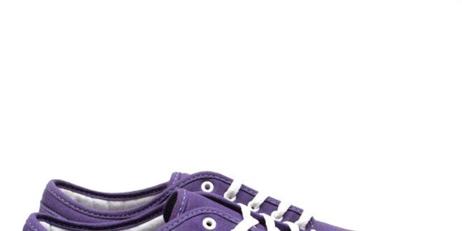 2d736540529 Dámské fialové tenisky Vans