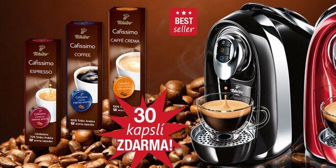 Kávovary Tchibo Cafissimo COMPACT + 30 kapslí