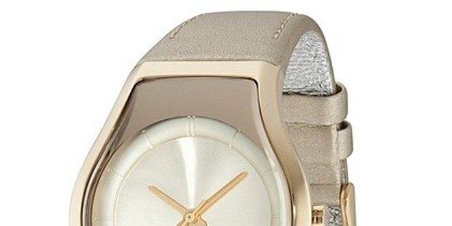 8e1aef3c0e Unisex hodinky Police Sphere-X zlaté barvy (PL12778MSG06)
