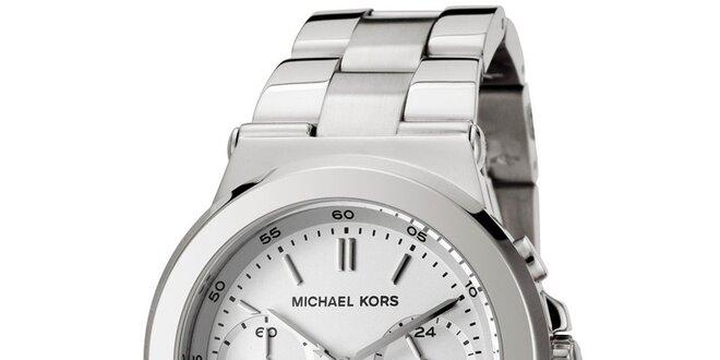22e5eab4829 Dámské hodinky z leštěné nerezové oceli Michael Kors