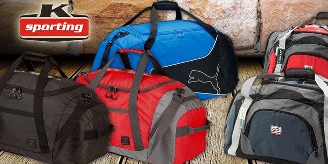 Objemné sportovní tašky LOAP a Puma  189af4eb3f