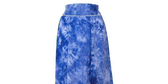 8c193f1edbf Dámská dlouhá modrá sukně Virginia Hill