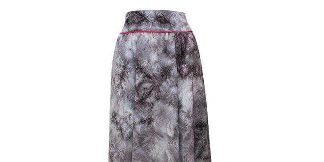 2e196fd5927 Dámská dlouhá šedá sukně Virginia Hill