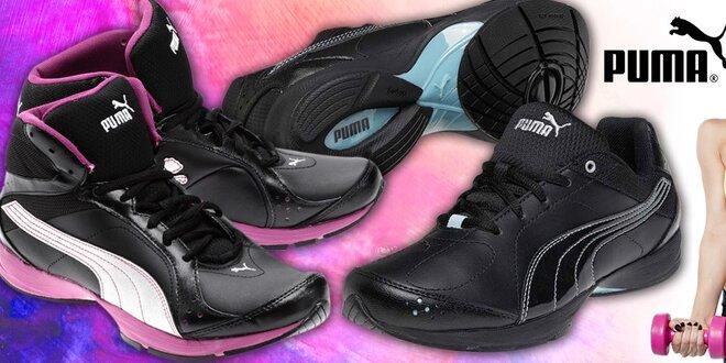 Kožené dámské fitness boty Puma  aea8c5a7cd