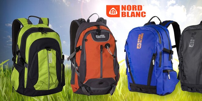 dcd89b68ff1 Kvalitní batohy Nordblanc