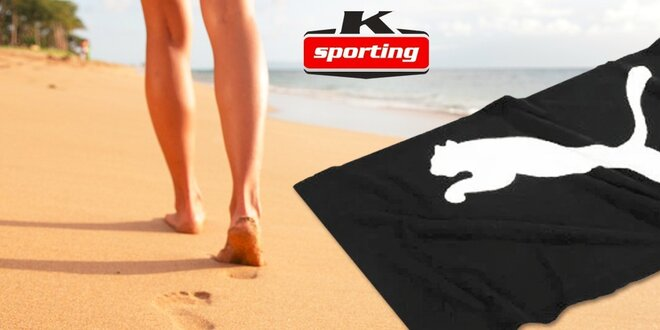 Osuška Puma Foundation Towel