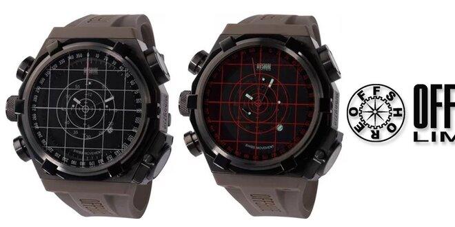 Pánské hodinky Force Sonar  3f400b237ec