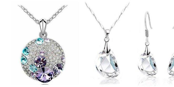 Šperky s krystaly Swarovski Elements  ea52dedbbb2