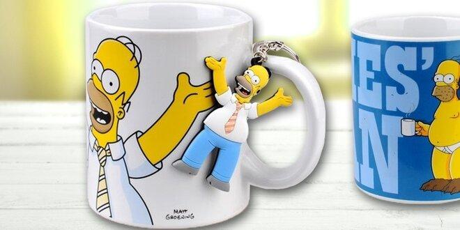 Originální dárky The Simpsons